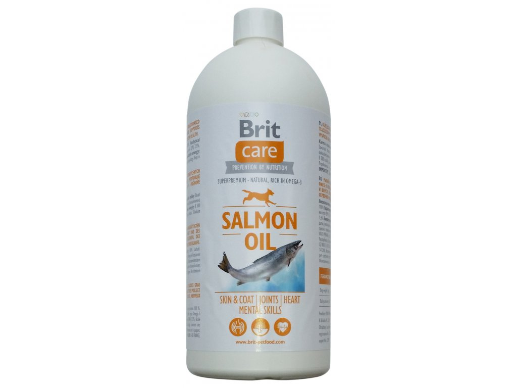 Brit Care Salmon Oil 1000 ml