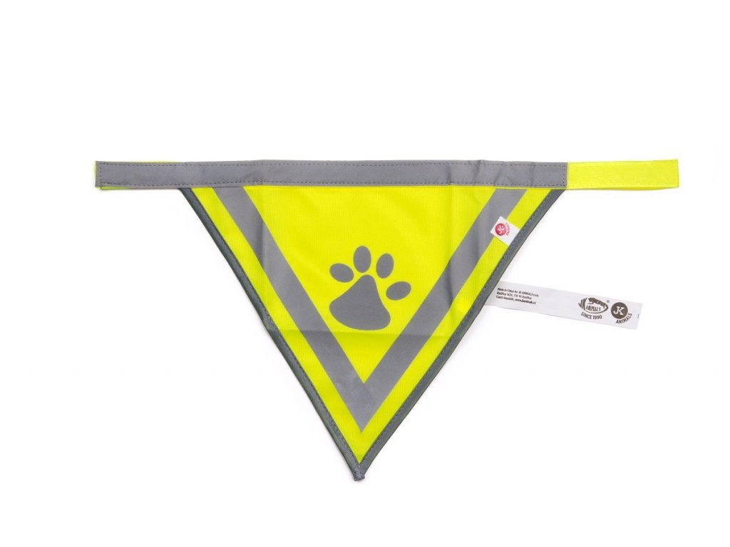 44252 jk animals bezpecnostni reflexni satek l 49 cm 1
