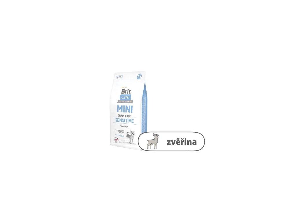 Brit Care MINI Grain Free Sensitive 7 kg