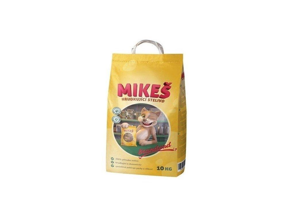 Mikeš Standard Podestýlka kočka pohlc. pachu 10 kg