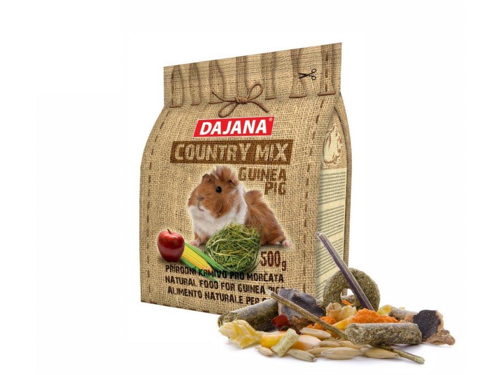 32252 dajana country mix guinea pig morce 500 g 1