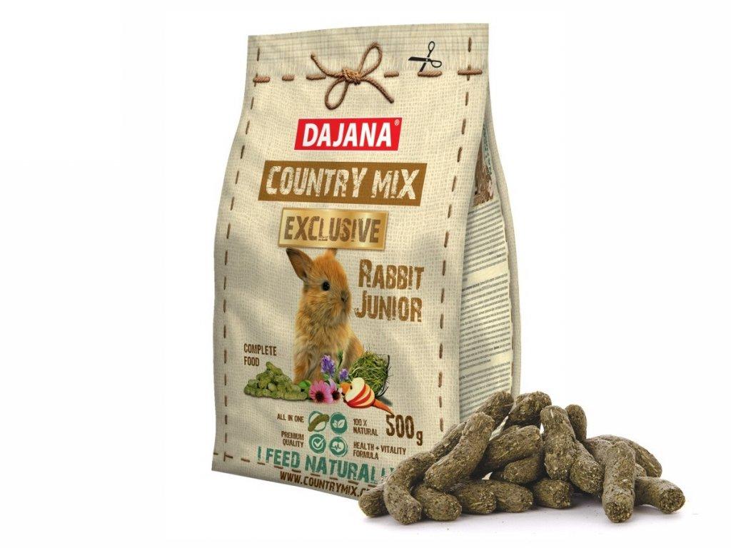 32231 dajana country mix exclusive rabbit junior 500 g 1