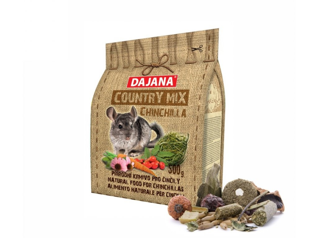 32254 dajana country mix chinchilla 500 g 1