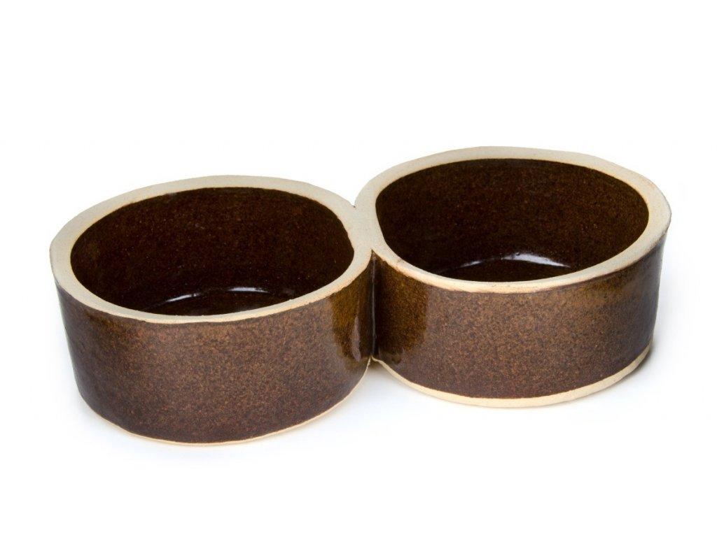 32474 jk animals keramicka dvojmiska pro kraliky pr 2 15 cm 1