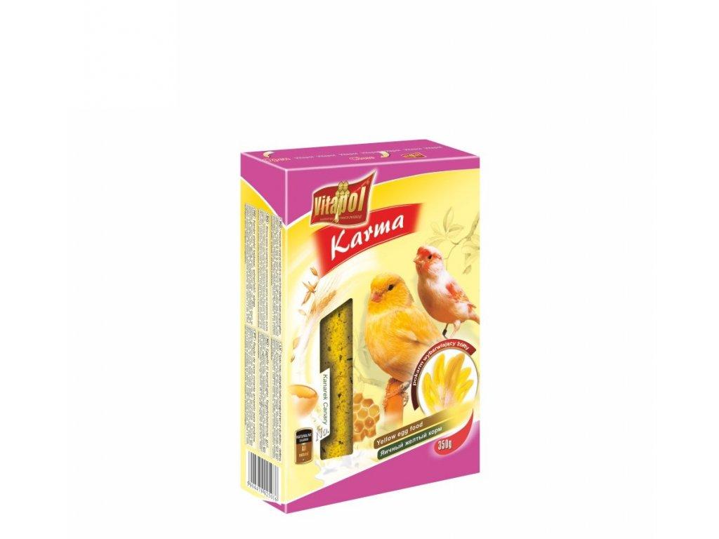 20324 vitapol kanar vybarvujici zluty 350 g 1