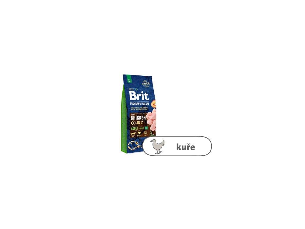 Brit Premium by Nature Adult XL 3 kg