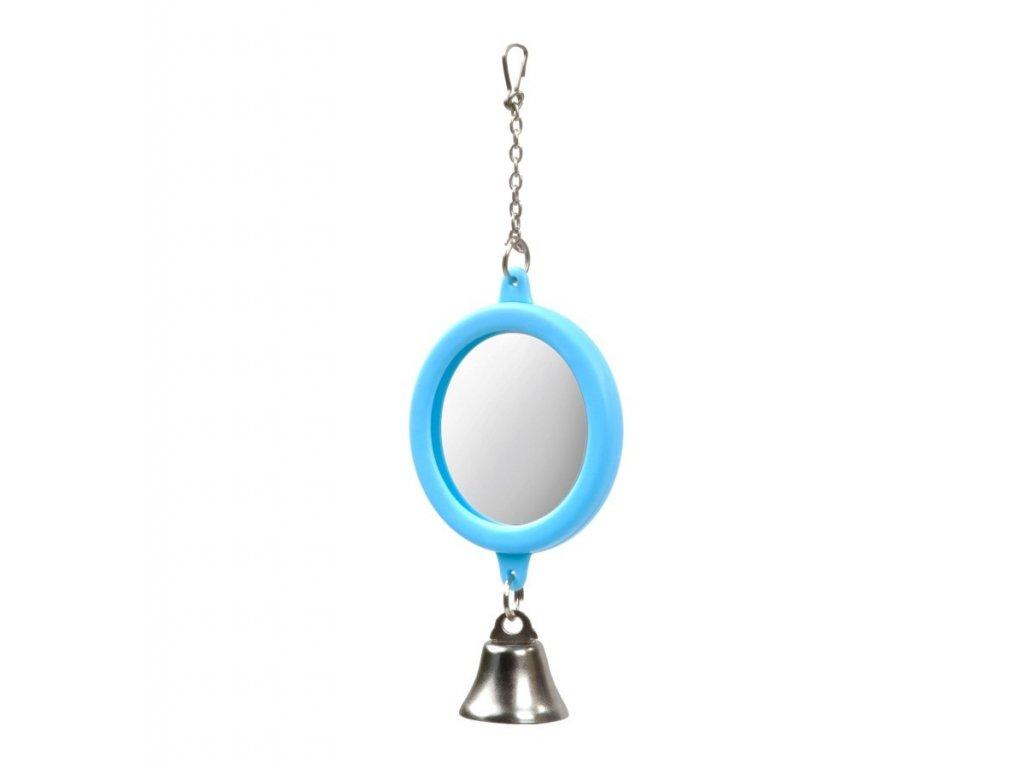 22378 jk animals plastove zrcatko kulate se zvonkem 1