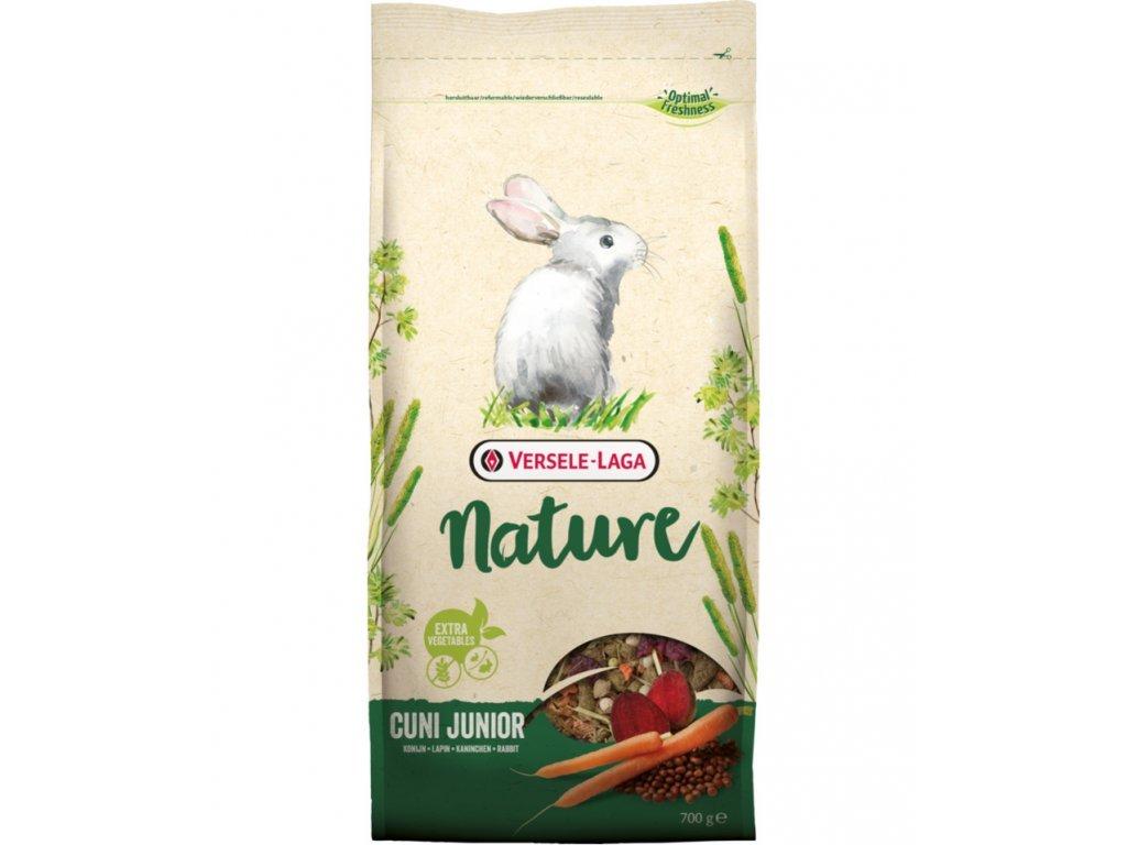 VL Nature Cuni Junior pro králíky 700g