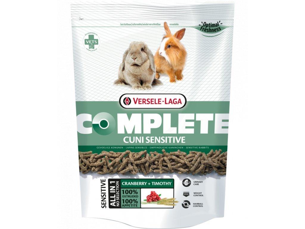 Complete Cuni Sensitive pro králíky 1,75 kg