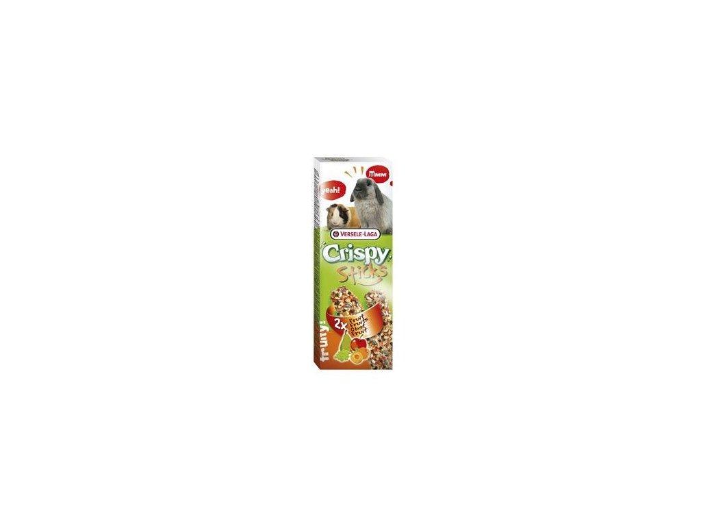VL Crispy Sticks pro králíky morčata Ovoce 110g