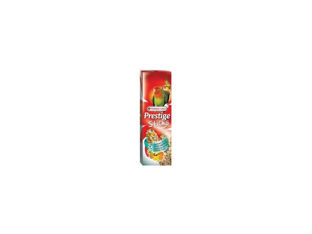 VL Prestige Sticks pro papoušky Exotic fruit 2x70g