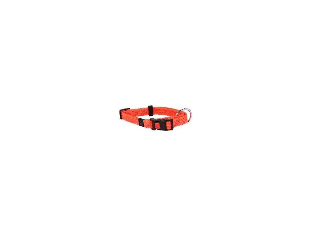 Obojek nylon ART Sportiv reflex 40 55 20 Oranž KAR