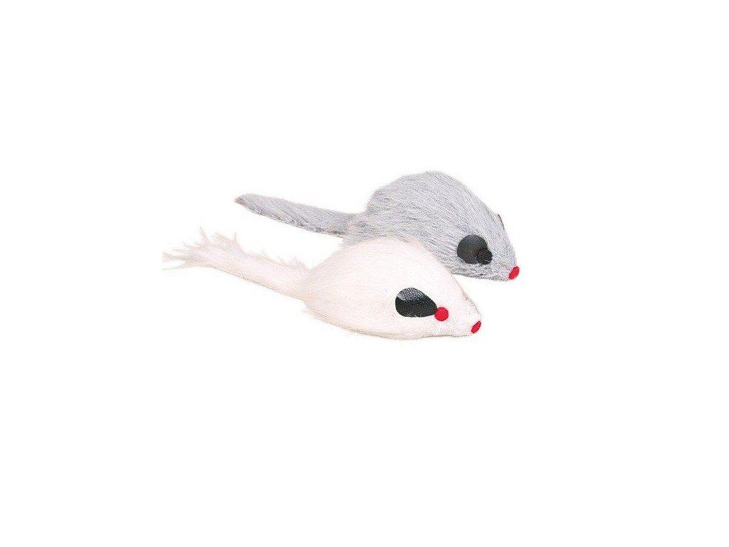 Myš velká v dóze 9cm