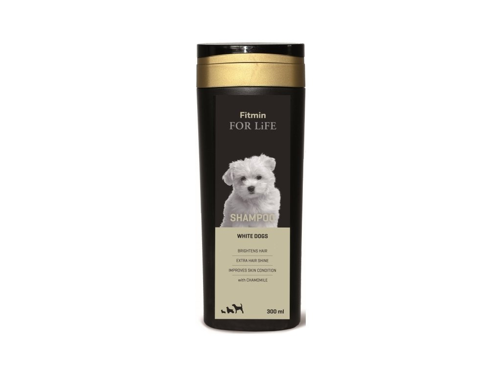 Šampon pro psy Fitmin For Life White Dogs 300 ml