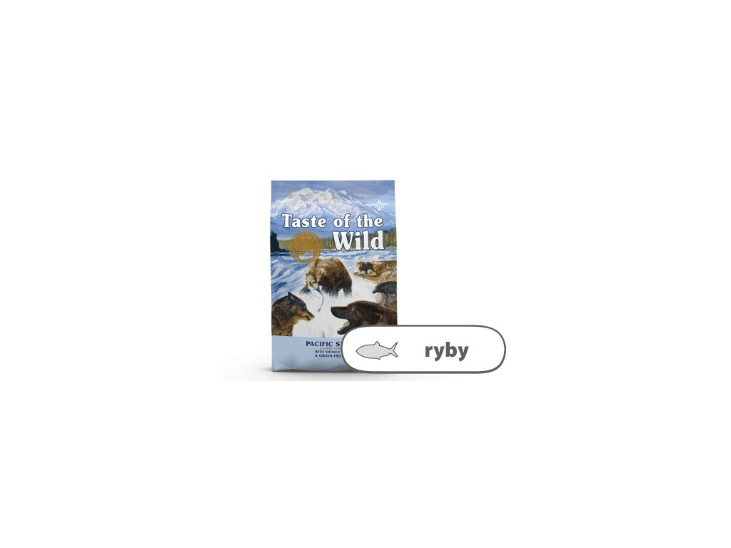 Taste of the Wild Pacific Stream Canina 2 kg
