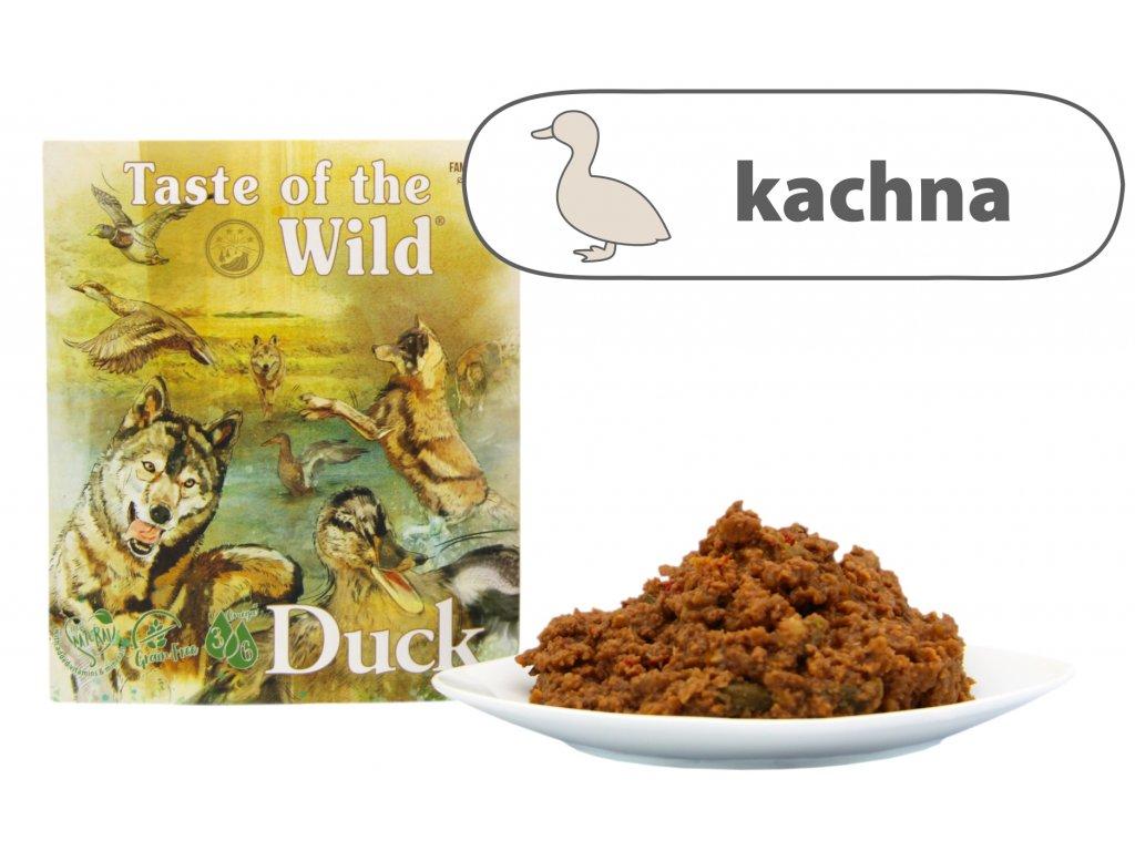 Taste of the Wild Duck & Chicken 390 g