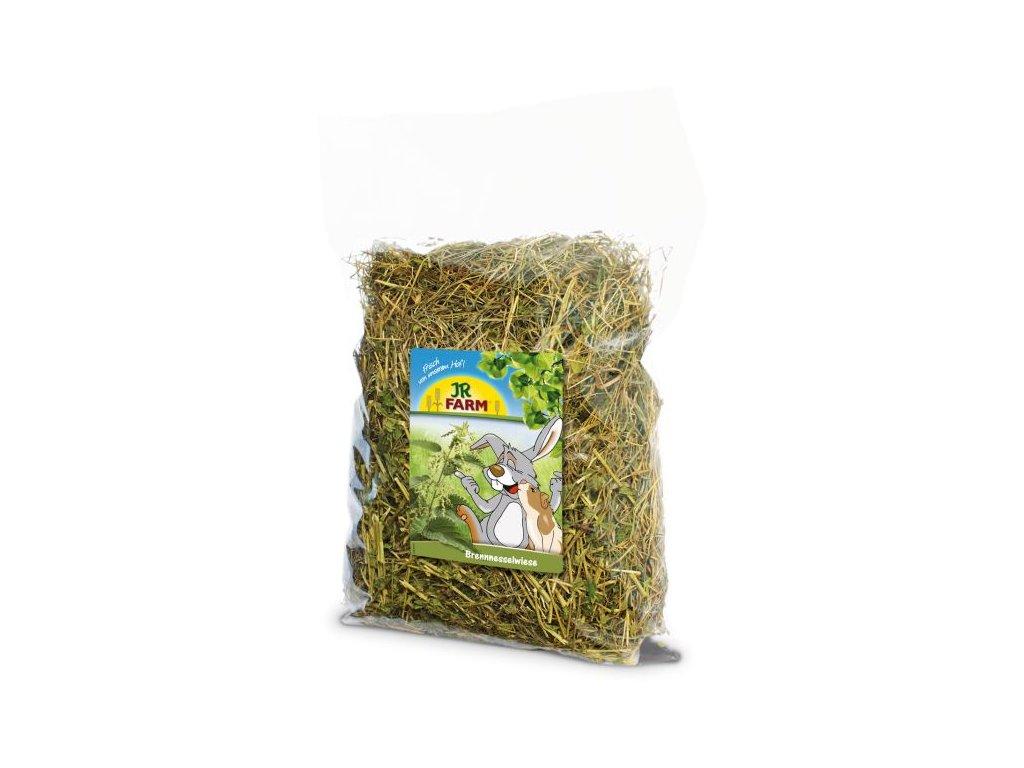 JR Farm Seno s kopřivou 500 g