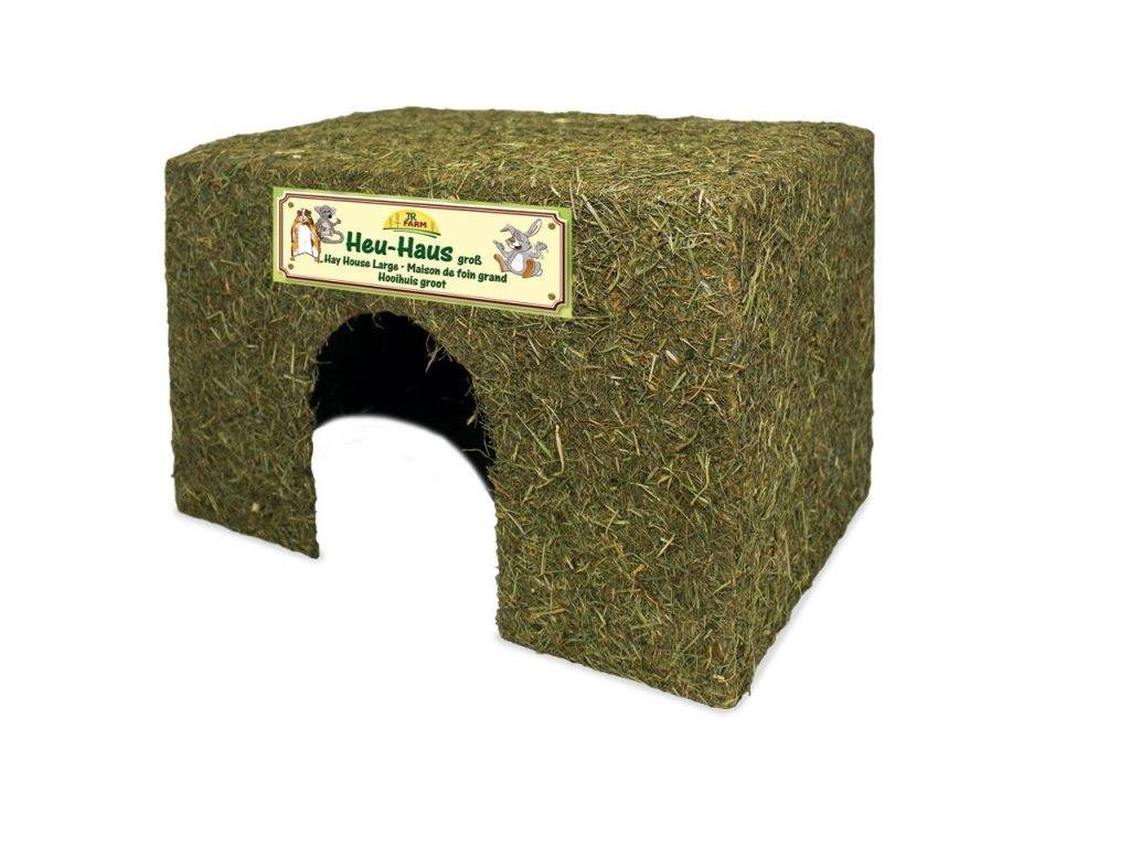 JR Farm Domek ze sena velký 500 g