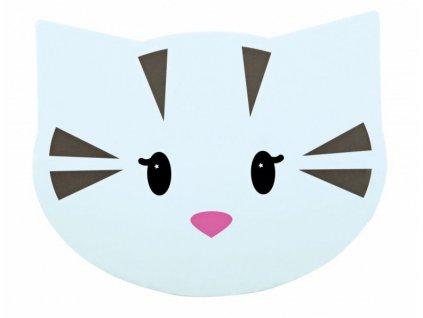 Prostírání MIMI 35x28 cm hlava kočka