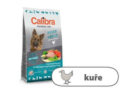 Calibra Dog Premium Line Adult Large 3 kg