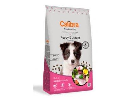 Calibra Dog Premium Line Puppy & Junior 12 kg – NEW
