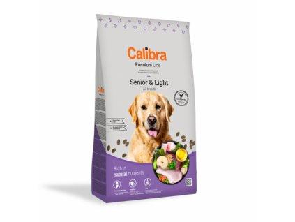 Calibra Dog Premium Line Senior & Light 12 kg NEW