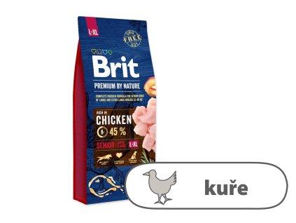 Brit Premium by Nature Senior L + XL 15 kg
