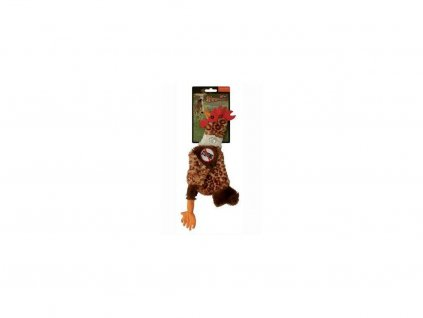 155984 hracka pes kohout piskaci 32cm skinneeez