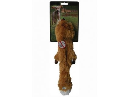 skinneeez hracka pes liska piskaci 61cm