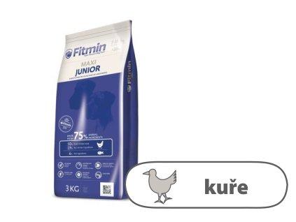 Fitmin Maxi Junior kompletní krmivo pro psy 15 kg