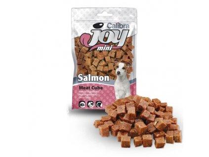 Calibra Joy Dog Mini Salmon Cube 70g