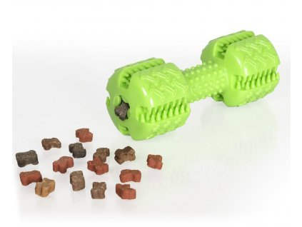 Denta roo činka – zelená, 13 cm