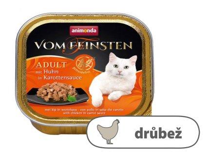 ANIMONDA GRAIN FREE ADULT kuře v mrkvové omáčce 100 g