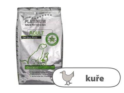 Platinum Natural Adult Chicken 1,5 kg