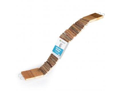 Dřevěný můstek dlouhý 7x60 cm