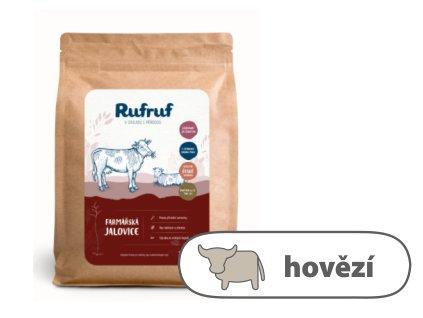Rufruf granule Farmářská jalovice 0,5 kg