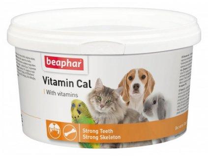 Beaphar vápník Vitamin Cal – pes, kočka 250 g