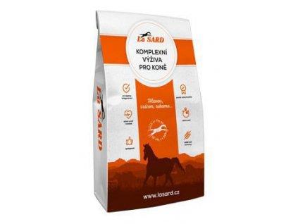 Krmivo koně LaSARD Chov 20 kg VÝPRODEJ
