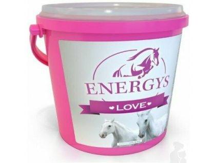 Krmivo koně pochoutka Energys Love 1 ks VÝPRODEJ