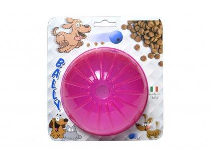 Bally pamlskovník 12 cm růžový