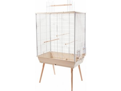 Klec ptáci NEO Jili XL – béžová