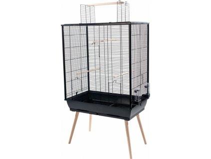 Klec ptáci NEO Jili XL – černá