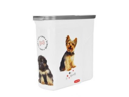 Curver kontejner na suché krmivo 2 l – pes