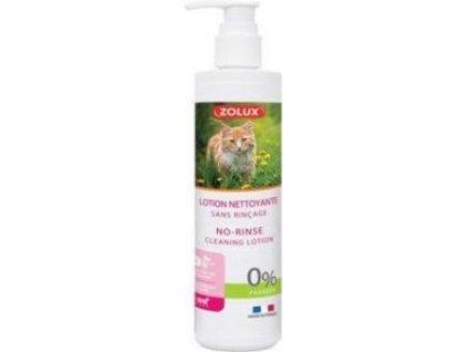 Šampon bezoplachový pro kočky 250ml Zolux