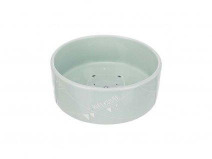 JUNIOR keramická miska 0,3 l – zelená