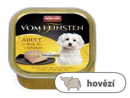 V.Feinsten CORE hovězí, vejce + šunka pro psy 150 g