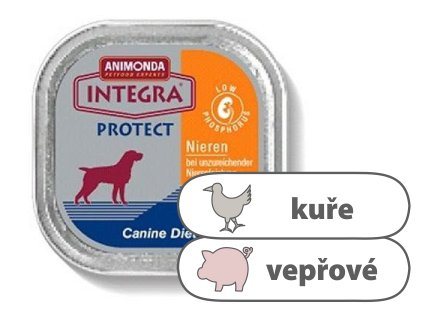 INTEGRA PROTECT NiereRenal s kuřecím 150 g