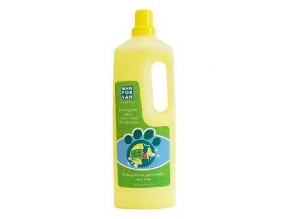Menforsan Mýdlový gel na praní pelíšků a oblečků 1 l