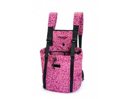 Batoh FANTASY L, růžová