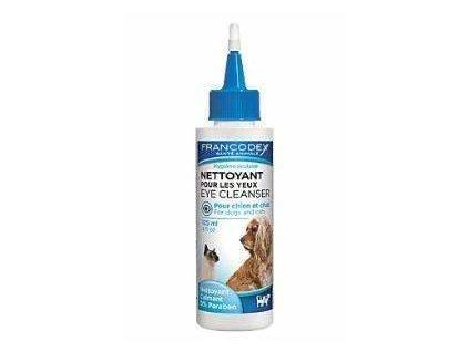 Francodex čistící roztok na oči pro psa i kočka 125 ml